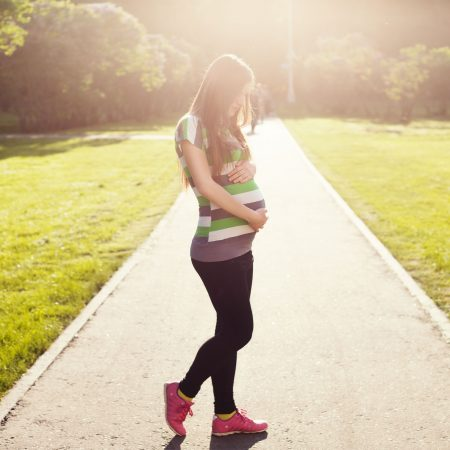Staying fit whilst pregnant