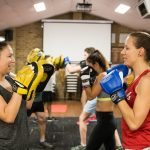 Five benefits of boxing