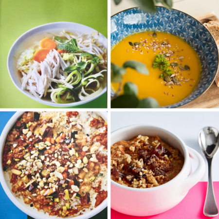 Four Warming Recipes For Winter