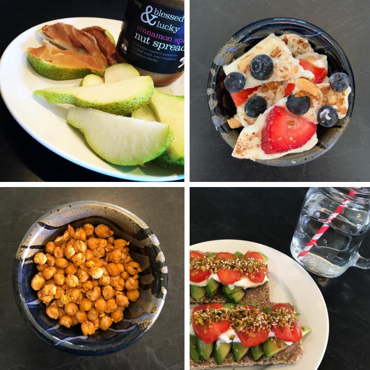 super simple healthy snacks
