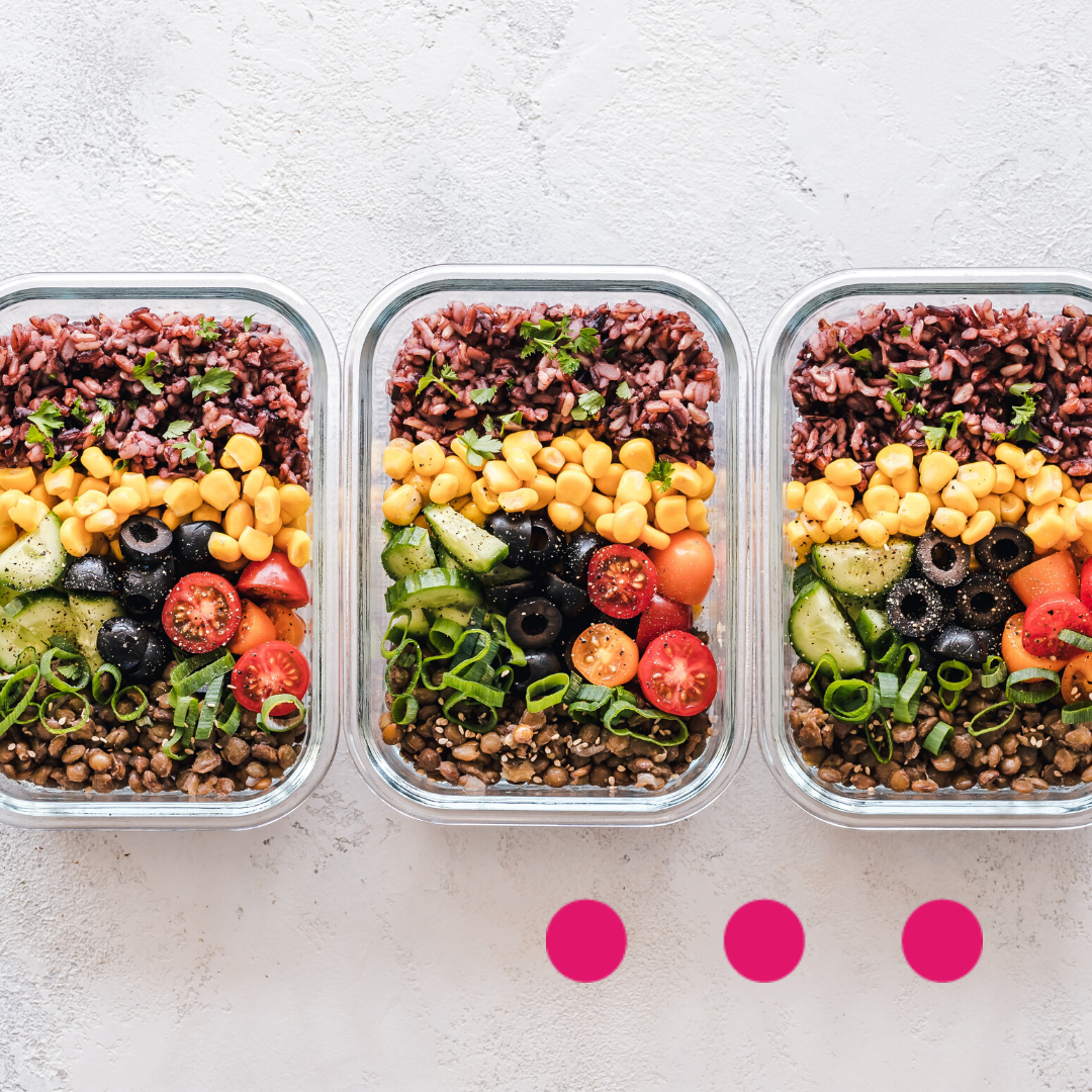 8 Tips To Help Improve Your Meal Planning
