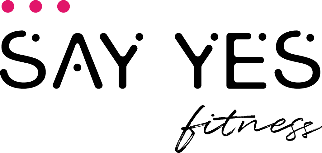Say Yes Fitness Logo