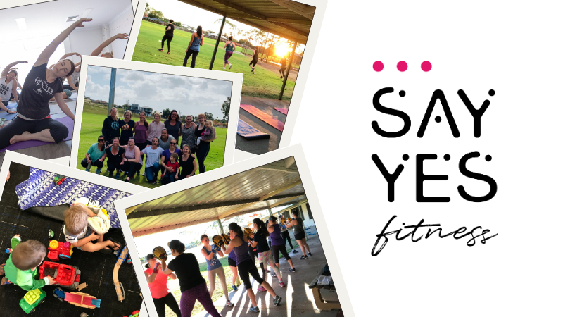 Say Yes Womens Group Fitness Bayswater