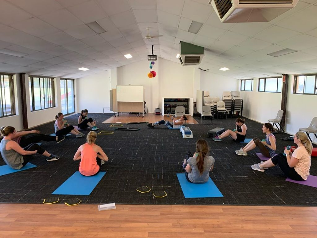 Say Yes Fitness Womens Fitness Bayswater