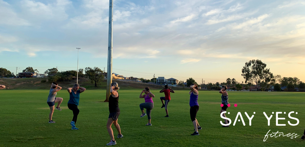 Say Yes Fitness Womens Outdoor Fitness Bayswater