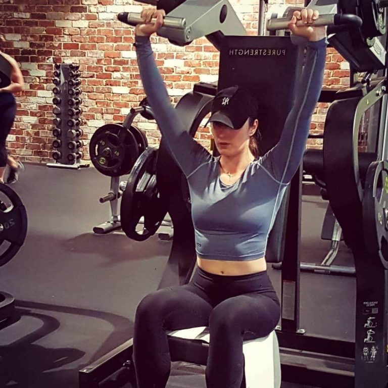 Amanda Peacock Personal Trainer Say Yes Fitness